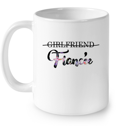 GIRLFRIEND- FIANCEE, Gifts For Girlfriend, Gift For Fiancee,  Women Shirt, Special Gift For Her, Unisex Shirt, Plus Size Shirt