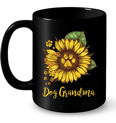 Dog Grandma Gifts For Grandma Gift For Mother Women Shirt