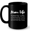 Mom Life Fueled By Coffee