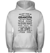 I Have A Crazy Grandpa Kid Shirt Gifts For Kid Plus Size Shirt