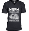 Can't Scare Me I Have Tattooed March Daughter T Shirt Gift For Dad
