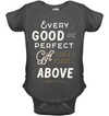 Every Good Gift Comes From Above Shirt Gift For Infant