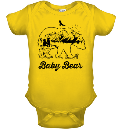 Mama Bear Baby Bear Gift For Infant Baby Shirt Gift For Kids Child's Gift All Size For Kids