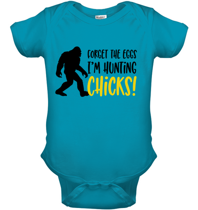 Forget The Eggs I'm Hunting Chicks Shirt Gift For Kid