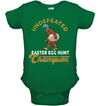 Undefeated Easter Egg Hunt Champion Shirt Gift For Kid