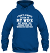 Famh i don't always listen to my wife, husband  gifts, husband shirt, gifts for husband