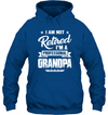 Not Retired I'm A Professional Grandpa Gift For Grandpa