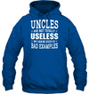 Uncle Are Not Totally Useless Shirt Gift For Uncle