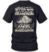 God Sent Me My Grandson and Granddaughter, Gifts For Grandma, Gift For grandmother, Special Gift For Her, Unisex Shirt, Plus Size Shirt