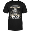 I've Been Called A Lot Of Names Papa Is My Favorite Shirt Gift For Grandpa