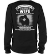 God Blessed Me With An Angel IS My Wife, Gifts For wife, Gift For Husband, Special Gift For Him, Unisex Shirt, Plus Size Shirt