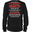 Perfect Gift For Stepdad From Awesome Daughter Shirt