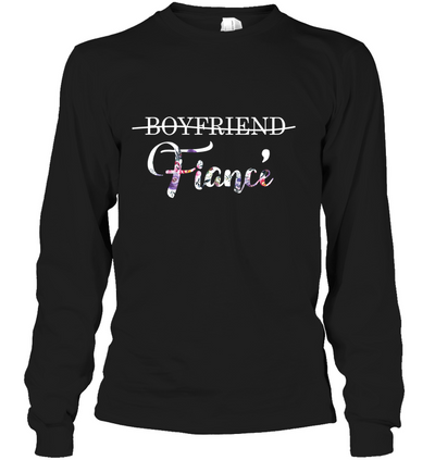 Boyfriend - fiance, gifts for couple, gift for him, gift to fiance, unisex shirt 4