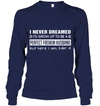 Grow Up To Be A Perfect Husband But I Am Killing It Shirt Gift For Husband
