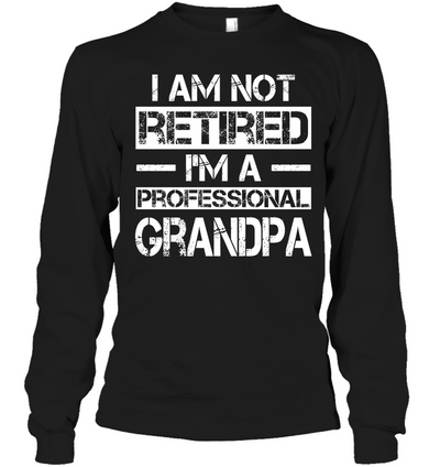 Promoted Grandfather Gifts For Grandpa Men Shirt