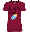 Drinking Buddies Onesie Gift For Kid