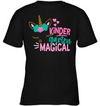 Kindergarten Magical, Gift For infant, Baby Shirt, Gift For Kids, Child's Gift, All Size For Kids