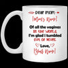 G3 Personalized I'm Glad I Tumbled Out Of Yours Mom Mug Gift For Mom
