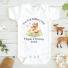 Our First Mothers Day Onesie - Personalized Infant Shirt