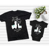 Personalize shirts for mom and baby - Our first Mother's Day