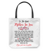 Best gift for mother in law when i fell in love tote bag - famh