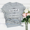 Personalized Mom Promoted To Grandma Shirt Gift For Grandma