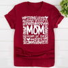 Mom The Heart Of The Family Shirt Gift For Mom