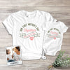 Personalized 1st Mothers Day Together Shirts - Mom And Baby Gift Gsge