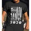 Senior 2020 American Flag Shirt - Graduation Gift Gsge