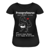 PrangrySaurus Mom Shirt