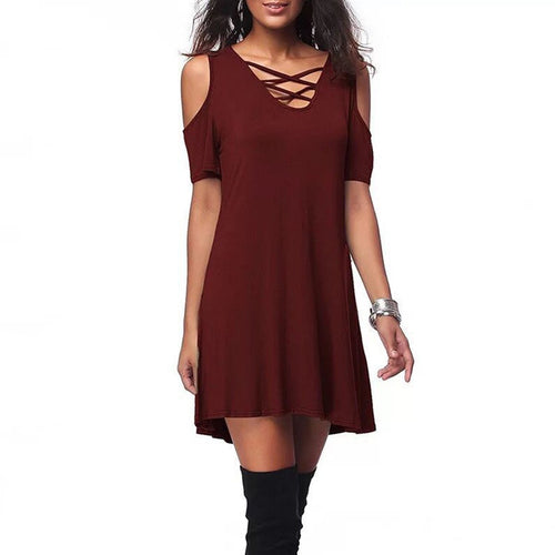 More Colors  Casual Dress