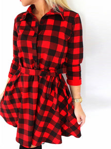 Plaid Dresses