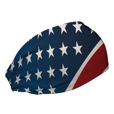 Stars and Stripes Cooling Headband