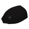 Black Cooling Headband with Buttons