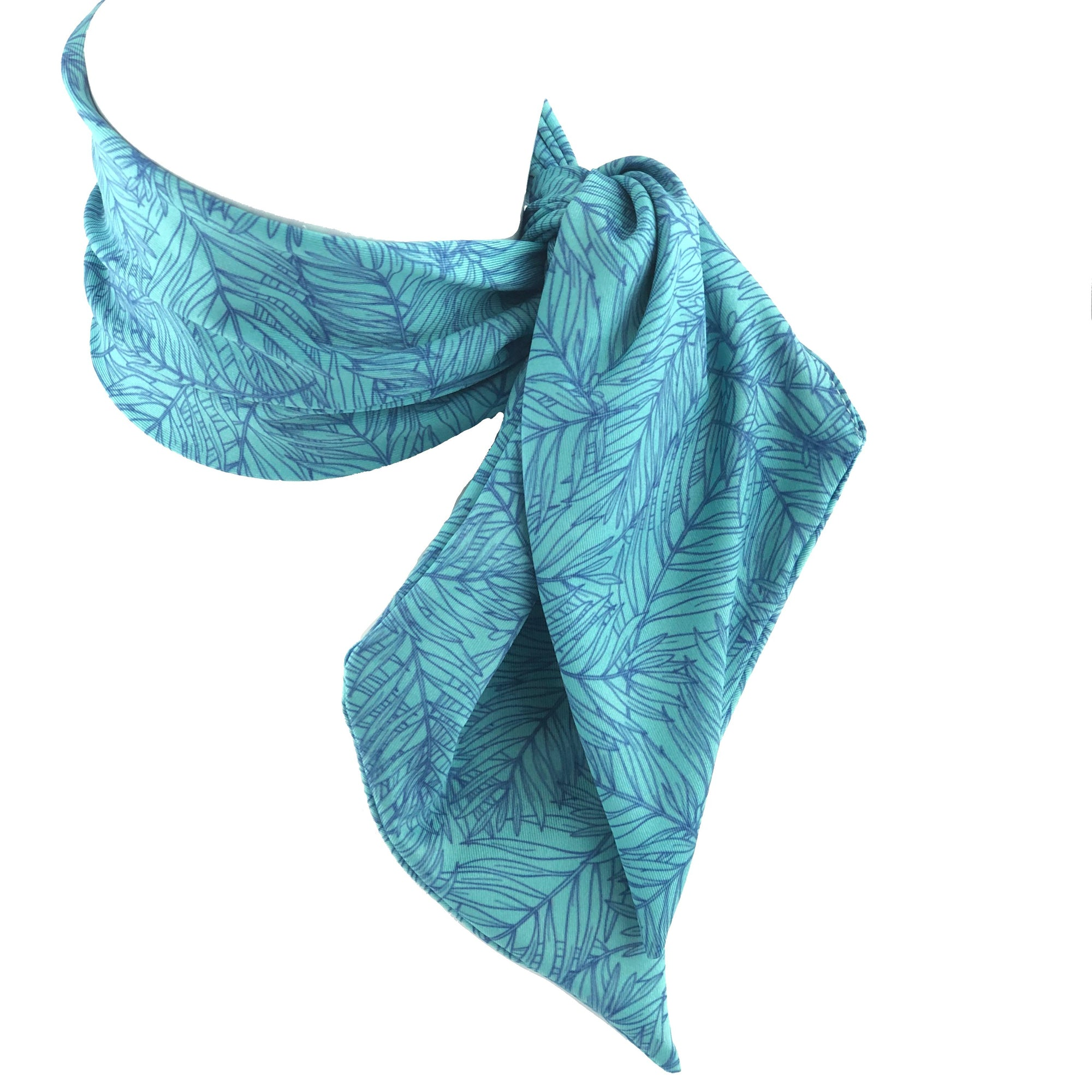 Calming Caribbean Multifunction Cooling Scarf