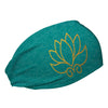 Create Coherence Yoga Cooling Headband (Teal)