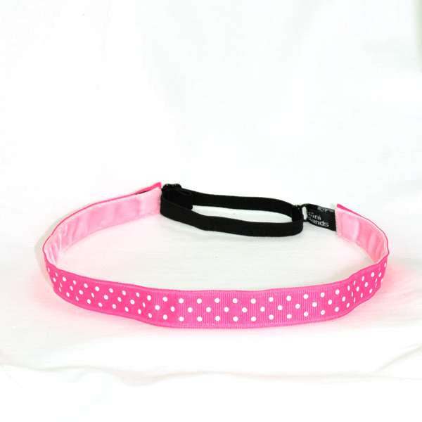 Domino Dots (BG Pink)