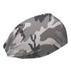 Gray Camo Cooling Headband