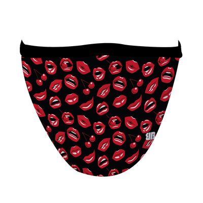 Cherry Kisses Mask - Made in USA