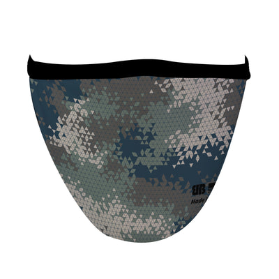 Digi Camo Mask - Made in USA