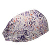 Purple Paisley Cooling Headband