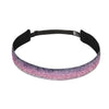Glitter Purple Ombre Headband