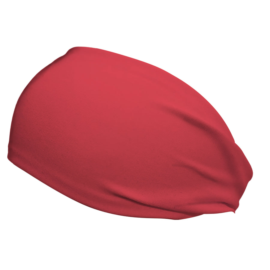 Red Cooling Headband