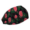 Pink Roses Cooling Headband