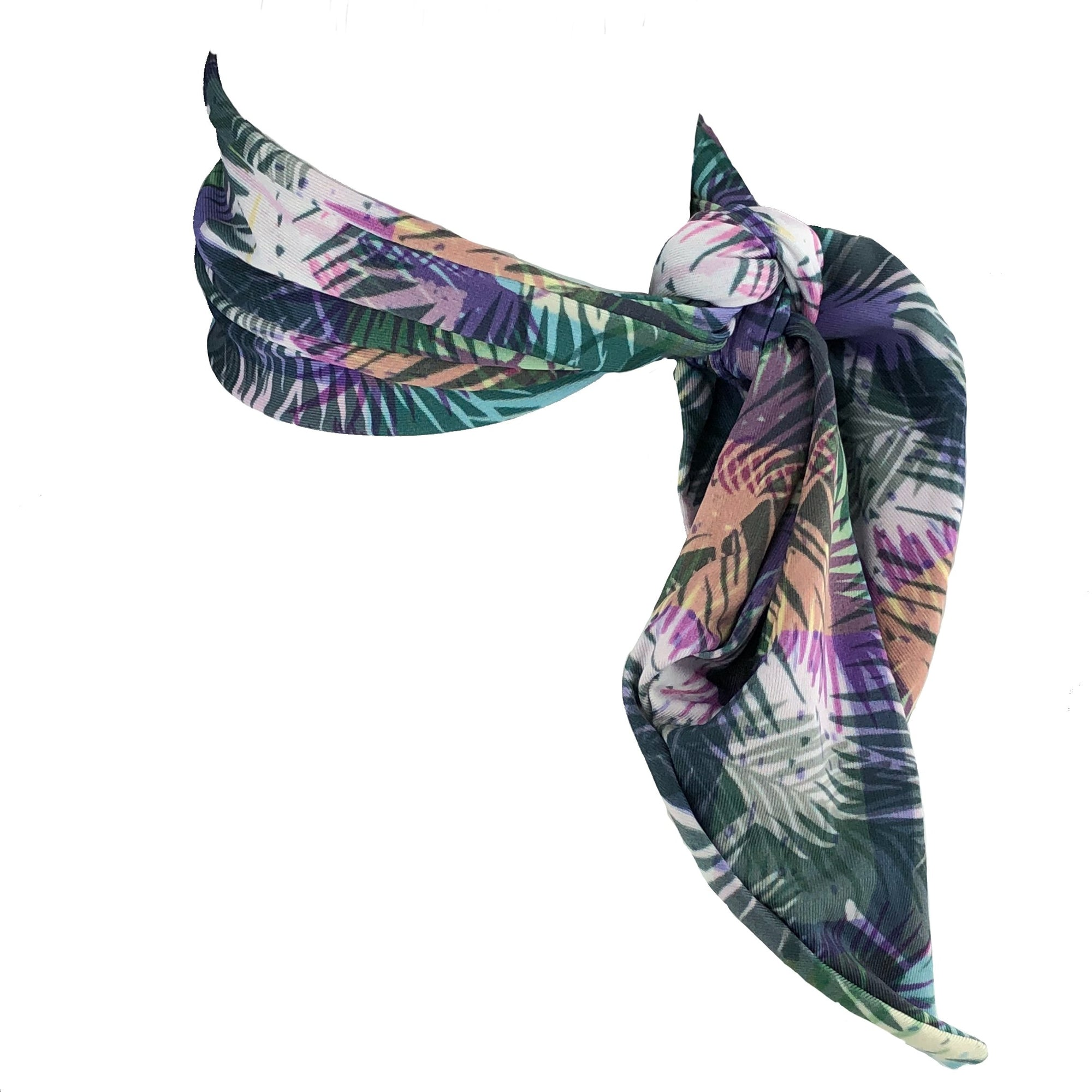 Tropical Escape Multifunction Cooling Scarf