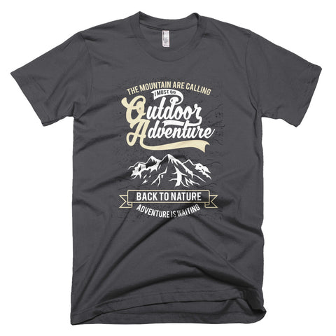 The Mountains are waiting T-shirt