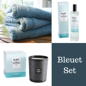 Towel and Fragrance Gift Box