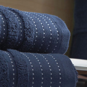 Bath Towel Sir Navy 70x140 cm
