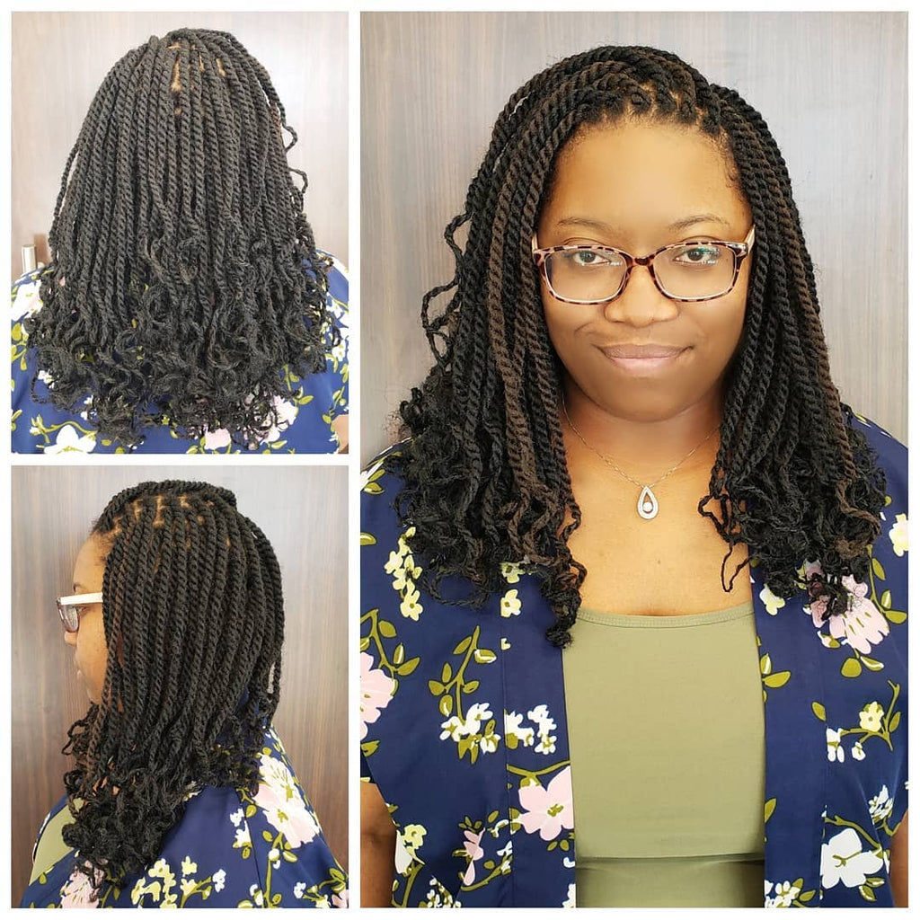 Marley Twists (Deposit)