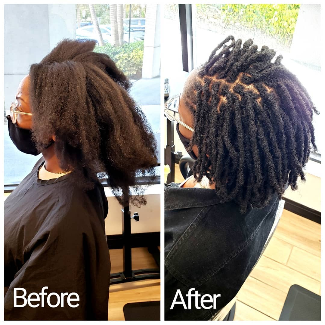 How to Install Instant locs in 2021!
